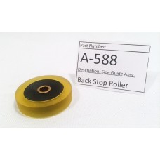 Back Stop Roller (A-588)