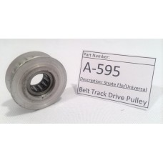 Belt Track Drive Pulley