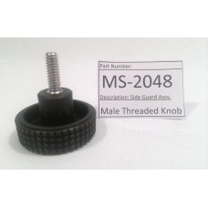Male Threaded Knob (MS-2048)